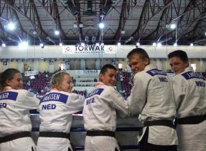Warsaw Judo open 2016