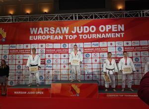 Mark van Dijk wint zilver op Warsaw Open 2017!