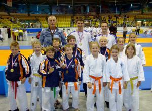 JC Helden derde op NK Teams