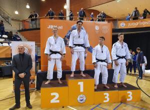 Mark van Dijk wint zilver op NK Junioren