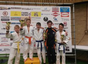 Judotoernooi Geldrop 2017