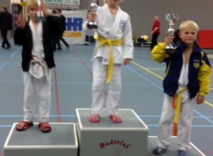 Judo Toernooi BC Beek en Donk