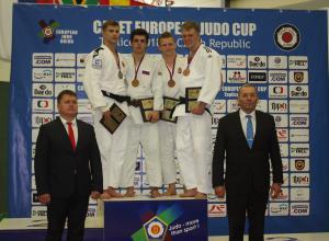 Mark van Dijk pakt weer podium op de Europacup!